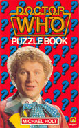 Doctor Who Puzzle Book