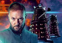 Narvin and Daleks