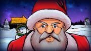Santa in 'Twas