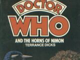 Doctor Who and the Horns of Nimon (novelisation)