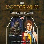 Vengeance on Varos audiobook