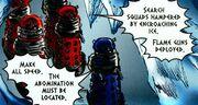 Dalek search squad