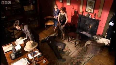 Agatha Christie murder mystery part 1 - Doctor Who - BBC