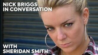 Sheridan Smith talks about her return to Doctor Who