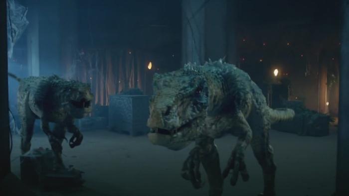 Dinosaurs on a Spaceship (TV story) | Tardis | FANDOM