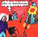 The Defeat of the Daleks DK3 is Destroyed