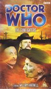 The Gunfighters UK VHS