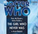 The Girl Who Never Was (audio story)