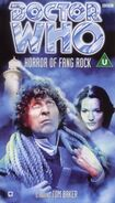 Horror of Fang Rock VHS UK cover