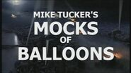 Mike Tucker's Mocks of Balloons
