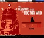 The Beginner's Guide to Doctor Who Loading Page