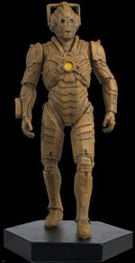 DWFC 72 Wooden Cyberman