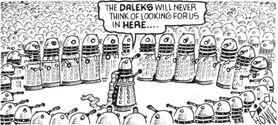 Doctor Who DWM 122