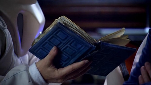 Image result for spoilers tardis book river