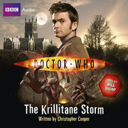 The Krillitane Storm Audiobook