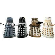 CO Remembrance of the Daleks Set