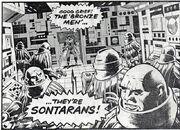 Sontarané - komiks