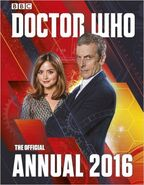 Doctor Who The Official Annual 2016