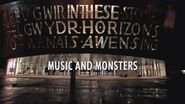 DWCON Music and Monsters title card