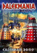 Dalekmania Invasion Daleks 2008