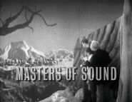 Masters of Sound