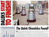 The Dalek Chronicles Found! (short story)