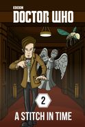 DoctorWhoAStitchInTime2Cover