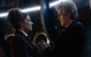 Doctor and Missy friendship (TEOL)