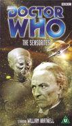 The Sensorites UK VHS