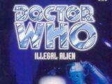 Illegal Alien (novel)