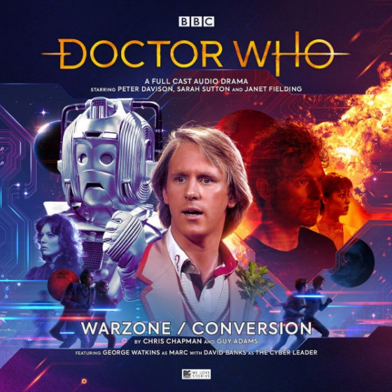 Warzone / Conversion - Big Finish Productions