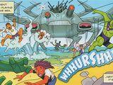 Wave Machine (comic story)