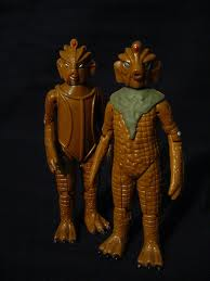 Dapol Silurians