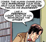 Jones human chameleon
