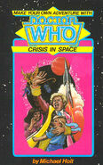 Crisis in space UK cover