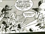 Dragon's Claw (comic story)