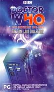 Time Lord Collection VHS Australian box set cover