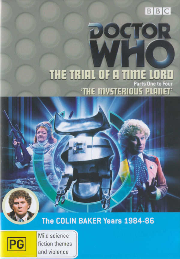 Trial Of A Time Lord 1 4 Region4