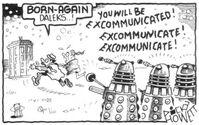 Doctor Who DWM 141
