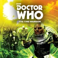 BBCstore The Time Warrior cover