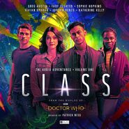 Class The Audio Adventures Volume One