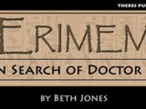 In Search of Doctor X (short story)