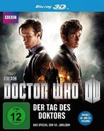 The Day of the Doctor 2013 Blu-ray Germany-3D
