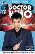 Four Doctors Issue 2 Cover 2
