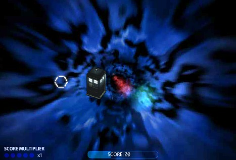 Into the Vortex (video game) | Tardis | FANDOM powered by Wikia