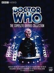 Davros Collection cover