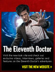 Eleventh doctor promo portrait