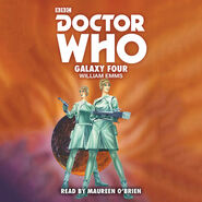 Galaxy Four Audiobook