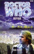 Deep blue cover