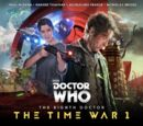 The Eighth Doctor: The Time War 1 (audio anthology)